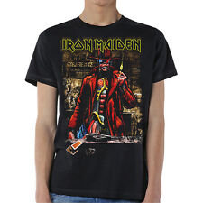 IRON MAIDEN Stranger In A Strange Land T-shirt (S to XXL) NEW Somewhere In Time