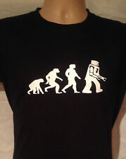 LEGO INSPIRED EVOLUTION OF lego kids tees T SHIRT SIZES XS TO XL