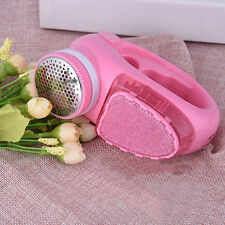 Rechargeable Electric Clothes Lint Pill Fluff Remover Shaver Fuzz Razor Trimmer