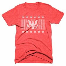 United States Seal Merica Shirt American America 4th of July Stars and Stripes