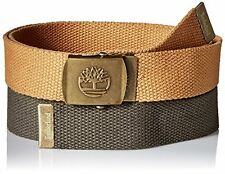 Timberland Accessories B73008/341S Mens Web Belt 2 Pack One- Choose SZ/Color.