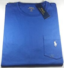 New Authentic Polo Ralph Lauren Men's Classic Fit Cotton Pocket Tee T-Shirt