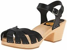 swedish hasbeens 887 Womens Pearl High Platform Sandal- Choose SZ/Color.