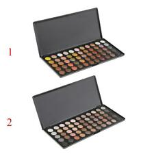 Professional 55 Colors Shimmer Eyeshadow Palette Glossy Shading Cosmetic Kit
