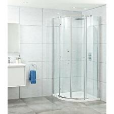 Elegance 8mm Twin Quadrant Door Shower Enclosure ALL SIZES