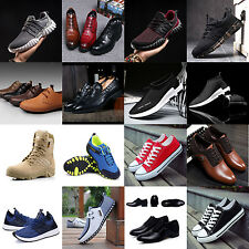 New Mens Casual Sneakers Canvas Shoes Dress Shoes Athletic Sneakers Hiking Shoes