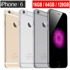 New Apple iPhone 6 - 16GB - Gold Unlocked 4G LTE Smartphone AT&T Tmobile Metro
