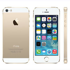 Apple iPhone 5S 32GB Unlocked GSM T-Mobile AT&T 4G LTE Smartphone - Gold