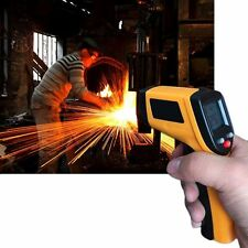 Hot Non-Contact LCD IR Laser Infrared Digital Temperature Thermometer Gun ZM