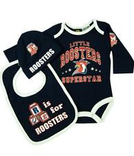 Rugby League NRL Sydney Roosters  Bodysuit (3 Piece) Babies under 1