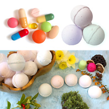 Therapy Bath Bombs With Bath Salts - Handmade In UK - 10 Fragrances