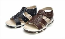 Brand New Toddler Boys Open Toe Fisherman Sandals Size 8 - 13