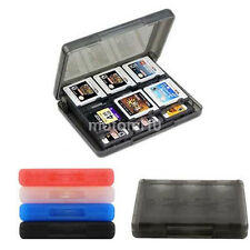 Wholesale 28-in-1 Game Card Case Holder Cartridge Box for Nintendo 3DS XL LL Dsi