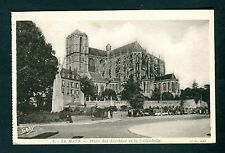 Le Mans 1. Cathedral, Place des Jaccbins. France. Uncirculated/Unused