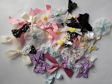 Assorted  Bows  - choose satin grossgrain