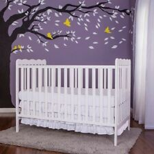 3-in-1 Convertible Crib Toddler Baby Bed Nursery Furniture Set NEW