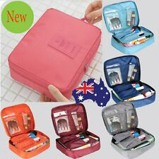 Cosmetic Make-up Bag Toiletry Washing Beauty Case Travel  Pouch Holder SU