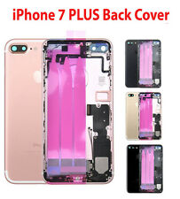 Back Housing Replacement Battery Rear Frame W/Spare Parts For iPhone 7 Plus