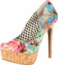 Jessica Simpson Women's Waleo-MIFLFB Platform Pump - Choose SZ/Color