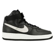 Nike Air Force 1 HI Retro QS 743546007 black over-the-ankle