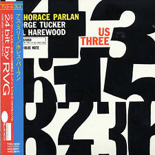Us Three by Horace Parlan (CD, Sep-2003, Emi/Blue Note) Mini LP Paper Sleeve