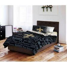 NFL Football New Orleans Saints Comforter Sheets Bedding Set ALL SIZES
