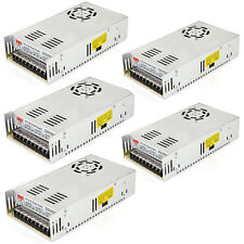 5/10/20/50/100pcs DC 12V 10/15/20/30A Switching Power Supply For LED Strip Light