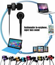 1.2m In-ear Earphone Earbud Headphone Headset with Mic for Smart Mobile Phone