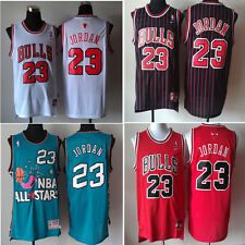 Brand New Throwback Swingman MICHAEL JORDAN NO.23 Chicago Bulls Stitched Jersey