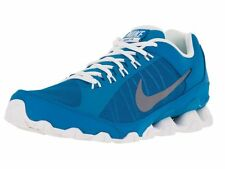 New Nike Reax 9 TR Mesh Athletic Shoes Sneaker Blue 807186 401 Size 10 10.5 12