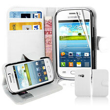 Protective Cover for Samsung Galaxy Young S6310 Phone Briefcase Flip Case Cover