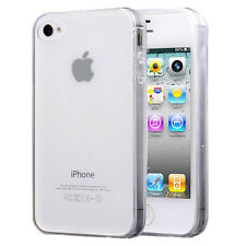 Cases Ultraslim Silicone Apple iPhone 4/4S/4G TPU Extra Thin Case Cover