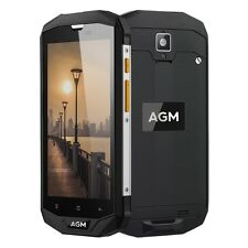 Rugged 4G Phablet Smart Mobile Cell Phone Android 7.0 HD screen dual SIM GPS