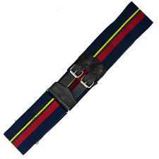 Royal Marines Commando SBS RM CTC Stable Belt Colours NATO Military Watch Strap