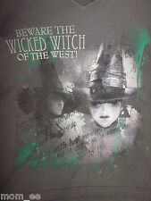 Wizard of Oz Wicked Witch Graphic Tee Disney T Shirt Cotton Top Short Sleeve