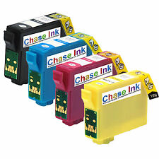 Compatible Ink Cartridges T1281 T1282 T1283 T1284 For Epson Stylus S22