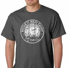 Bacon is Meat Candy Funny paleo crossfit burpees Pork PIG kevin T Shirt