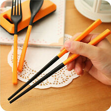 Separable Spoon Fork Chopsticks Plastic Outdoor Eating Portable Cutlery Set Hot
