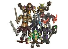 MEGA BLOKS WORLD OF WARCRAFT WOW SERIES 1 91100 COLLECTION FIGURES COMPLETE SET