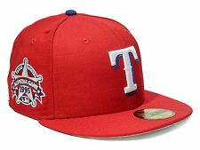 New Era Texas Rangers 59Fifty MLB All Star Game Fitted(TEXRAN ALLSTAR 1995 SCLT)