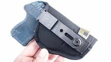 Ruger LCP | IWB Tuckable Conceal Carry CCW Holster w/ Sweat Guard. MADE IN USA