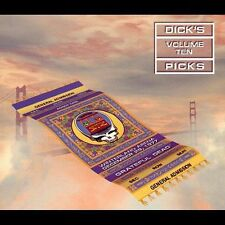 Dick's Picks, Vol. 10: Winterland Arena, December 29, 1977 by Grateful Dead (CD,
