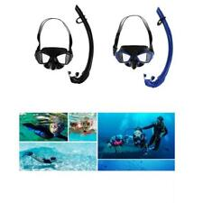 Swimming Goggles Mask Snorkel Set for Holiday Swim Scuba Dive Diving Snorkeling