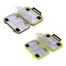 12 Compartments Tackle Box Fishing Accessories Lure Bait Hook Storage Case