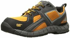 Caterpillar Men's Gain Steel Toe / Orange Work Shoe - Choose SZ/Color
