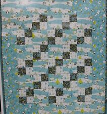 Baby Quilt~Custom Handmade Flannel Crib Quilt~Baby Quilt Size or Young Child Siz