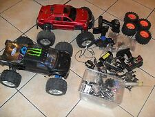 Traxxas Revo 3.3, HPI Savage Roller Parts Lot
