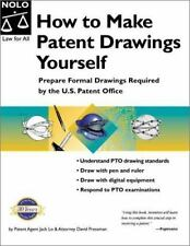 How to Make Patent Drawings Yourself: Prepare Formal Drawings Required by the U