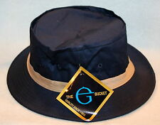 Mens Bucket Hat G Cap Perfect for Travel Vacation Beach Crushable Brand New Yard
