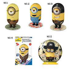 Ravensburger DISPLAY Minions Mini-Puzzle 54 pieces 3D jigsaw puzzle